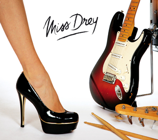 pochette cd Miss Drey